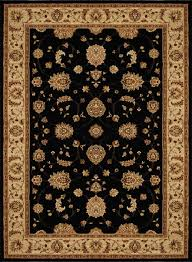 Black And Beige Rug Home Dynamix Area Rugs Triumph Rug H1001 458 Black Beige
