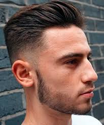 how to style short hair all combed forward hairstyles for short hair male and female