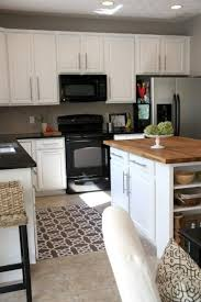 Black Countertop Kitchen by Best 20 Kitchen Black Appliances Ideas On Pinterest Black