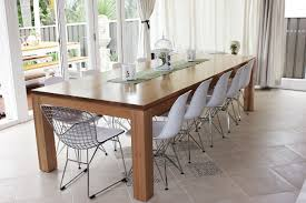 Solid Wood Dining Room Tables Chair Prepossessing Solid Wood Extending Dining Table Best And