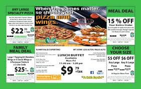 round table pizza lunch buffet hours round table pizza buffet menu images table decoration ideas
