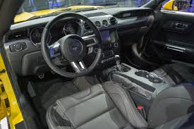 mustang 2015 inside 2015 ford mustang option prices gallop onto the web