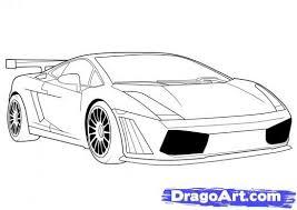 lamborghini car drawing how to draw a lamborghini in 8 steps cool cars