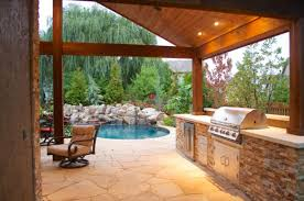 backyard oasis gallery by michael given environments llc kansas