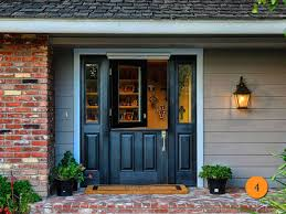 articles with best front door colors for yellow house tag