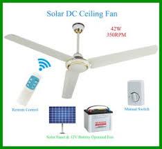 best fan on the market china best solar dc ceiling fan for pakistan market 350rpm china