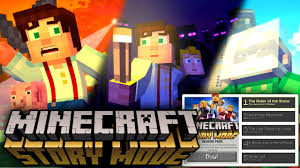 minecraft story mode game play interview episode 1 5 titles