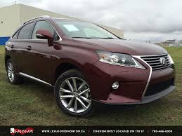 lexus rx 350 price 2015 new red 2015 lexus rx 350 awd sportdesign edition review east