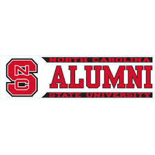 of south carolina alumni sticker nc state wolfpack car decals wolfpack decal sticker