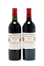 learn about chateau cheval blanc château cheval blanc 1998 and 2001 christie s wine ldn