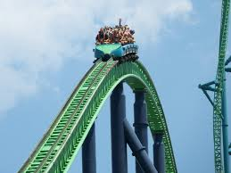 Six Flags Hours Of Operation Nj The Kingda Ka At Six Flags New Jersey Tallest Roller Coaster In