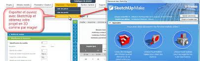 logiciel gestion cuisine de cuisine fusion 3d sketchup