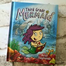 third grade mermaid chapter book for kids giveaway u2013 a