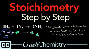 stoichiometry tutorial step by step video review problems