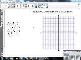 translations 8th grade math youtube