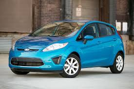 2012 ford fiesta overview cars com