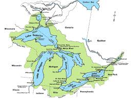 Wisconsin Lake Maps Us Map With Lakes Labeled Wisconsin Map Thempfa Org