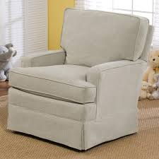 Rockers And Gliders Best Chairs Charlotte Upholstered Swivel Glider Stone Babies