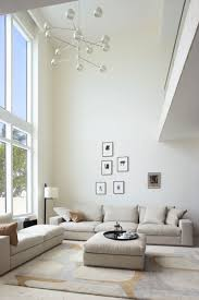 High Ceiling Lighting Interior Astounding European Living Room Decoration With High