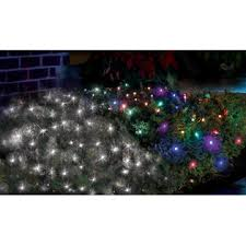 dual color led net christmas lights indoor or outdoor lights at kmart