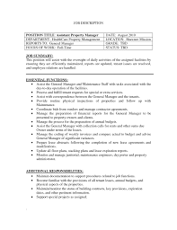 Assistant Restaurant Manager Duties And Responsibilities Assistant Manager Resume Sample Templates For Sales Manager
