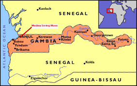 africa map gambia lessons from gambia the curse of countries the fall of