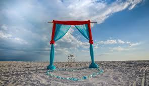 bamboo wedding arch weddings in florida