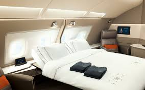 Comfort Design Singapore Airlines Just Unveiled Its New A380 Design And It Looks