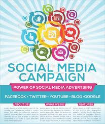 social media brochure template social media poster template social media marketing flyer