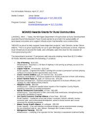 Us Dept Of Agriculture Rural Development by Press Release 125 000 Mdard Grant U2013 Copper Peak U2013 Ski Flying And