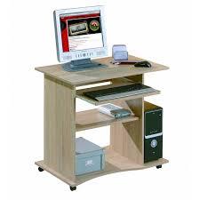 bureau compact bureau compact à roulettes durini desserte informatique en