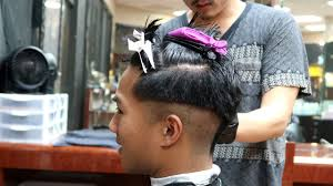 how to get my haircut the undercut youtube