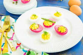 deviled egg plate recipes home family pickled deviled eggs hallmark channel