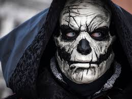 Skull Mask Halloween Voodoo Skull Mask By Satanaelart On Deviantart