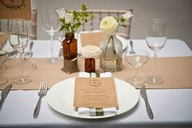 Rustic Table Centerpiece Ideas by Rustic Wedding Decor Ideas Easy Rustic Wedding Table From One Fab