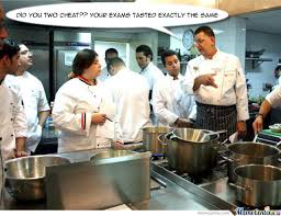 Funny Chef Memes - chef school by sunny meme center