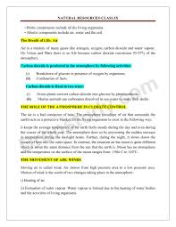 natural resources chapter notes dronstudy com