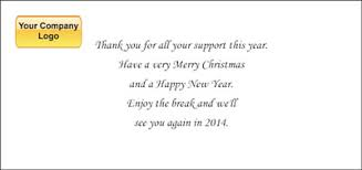 Christmas Cards For Business Clients Christmas Card Messages For Clients Decorating Ideas