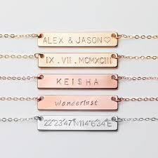 personalized jewerly personalized jewelry acacia