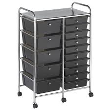 storage stylish styro drawer boxes styroval with 5 drawers perfect
