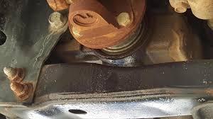 Nissan Rogue Drive Shaft - front differential leak nissan titan forum