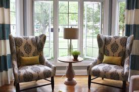 living room pattern chairs decorating clear