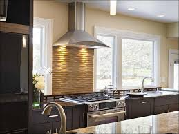 commercial kitchen backsplash kitchen aluminum backsplash tiles steel tile stainless stove