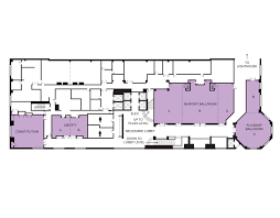 Hotel Guest Room Floor Plans by Liberty Breakout Meeting Room Seaport Boston World Trade Center