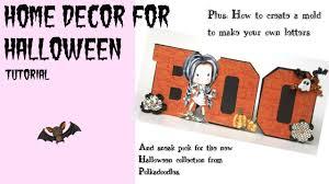 home decor for halloween youtube