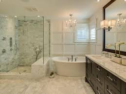 shower ideas for master bathroom splurge or save 16 gorgeous bath updates for any budget budget