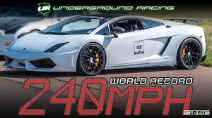 Lamborghini Gallardo Twin Turbo - twin turbo archives speed and motion