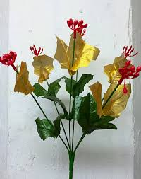 Flowers Wholesale New Christmas Flowers K395 6w Ksw Wholesale Silk Flowers