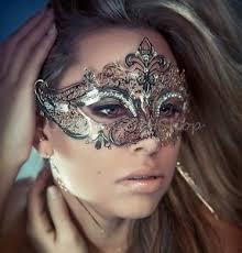 rhinestone mardi gras mask luxury silver filigree venetian mardigras masquerade mask w