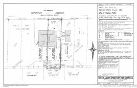 land survey report template land survey report template and architectural plans names home